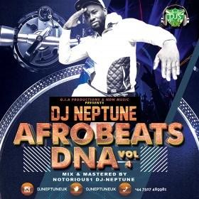 DJ Neptune - Afrobeat DNA Vol. 4